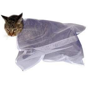 動物病院 猫 洗濯ネット