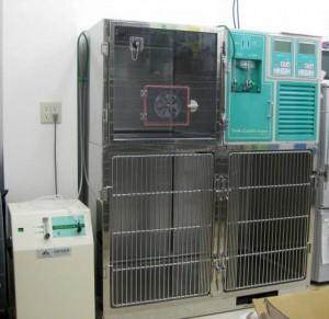 動物用ICU装置 ICU-1001-V