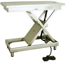動物用低床式診察台