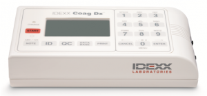 血液凝固分析装置 IDEXX コアグDx
