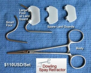 Dowing Spay Retractor